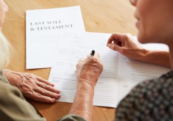 WHO INHERITS IF I DIE WITHOUT A WILL?